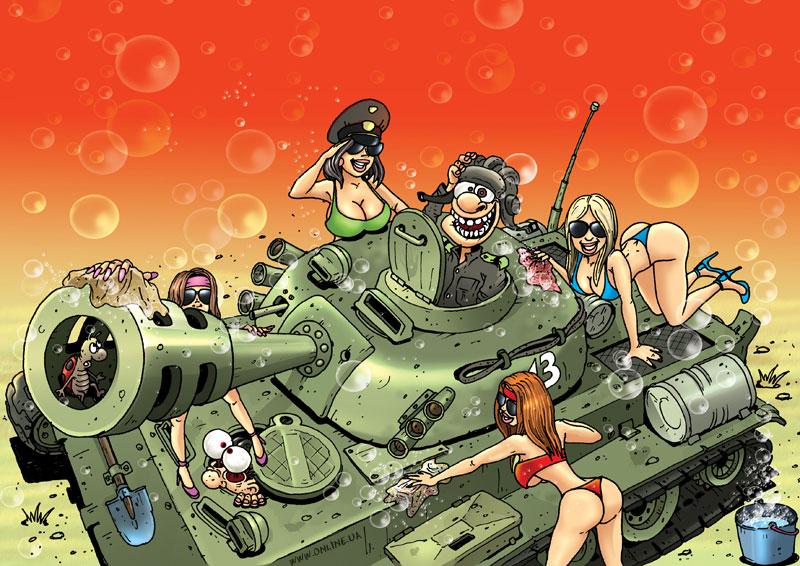 Открытки с танком с днем рождения, смешные картинки танцующий
